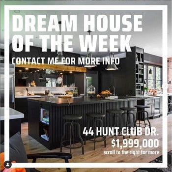 Instagram: House Interior Glamorous Kitchen