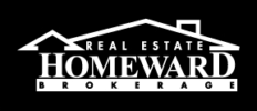 Real Estate Homeward Brokerage Logo