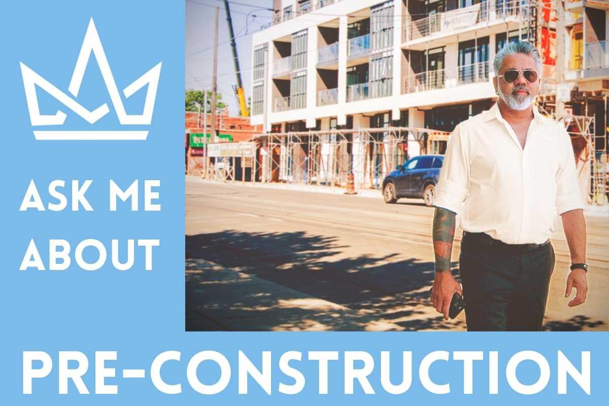 Ask Me About Preconstruction