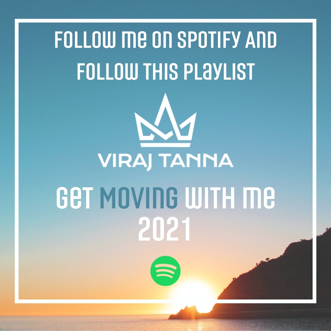 Viraj Tanna Spotify Playlist