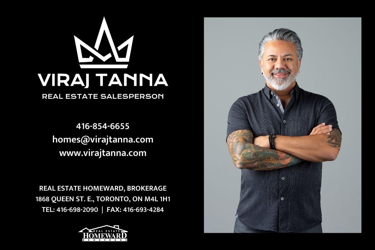 Viraj Tanna Real Estate Salesperson